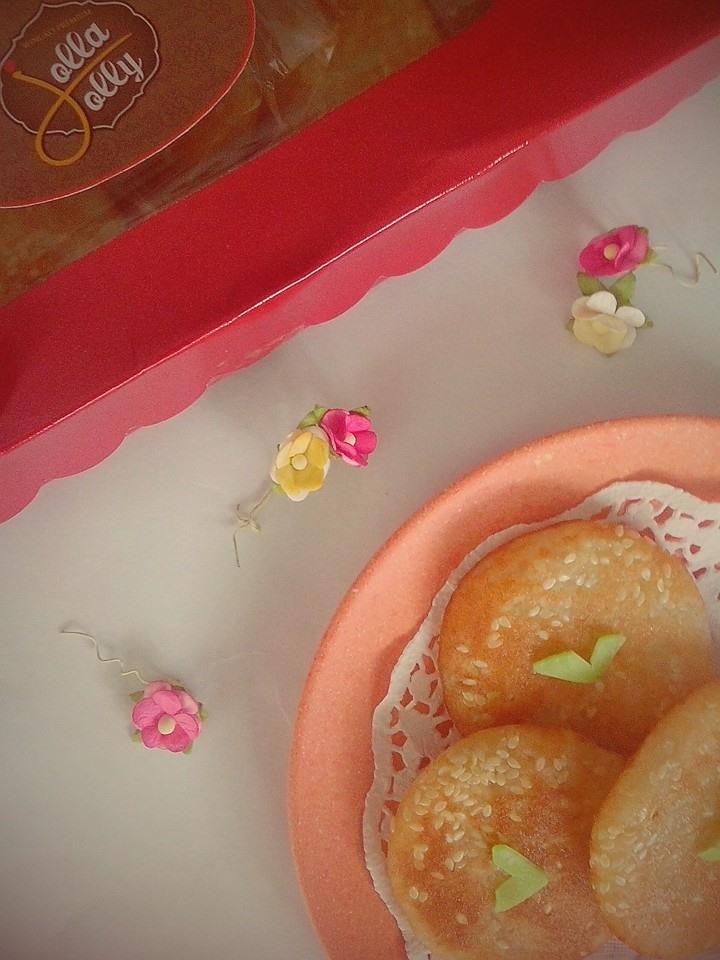 Hanya soal waktu untuk menanti rasa ajaib saat dipadu dengan gula Arenga. [courtesy of Teh Dey]
