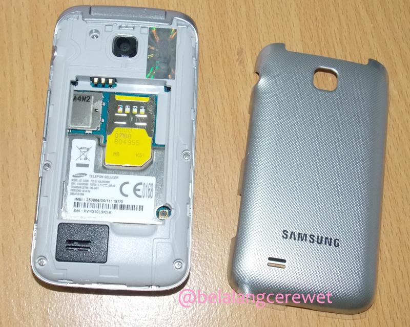 Slot kartu GSM