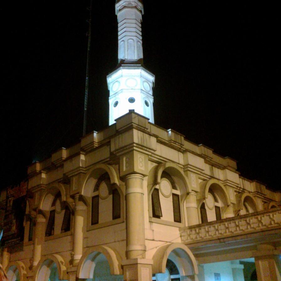 Masjid Al-Mi'raj Kota Bogor