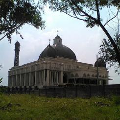 Masjid Baitur Ridwan Semplak, Bogor