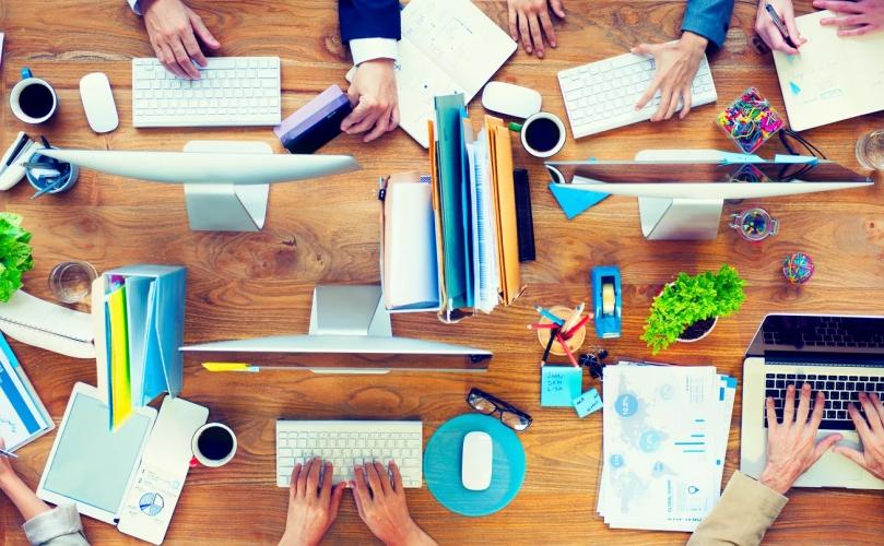 productivity-desk