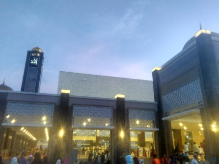 Senja di bulan Ramadhan