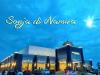 Senja Di Namira Mengintip Masjid Megah Di Lamongan Yang Kekinian