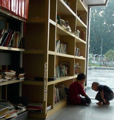 Membaca, membuka cakrawala
