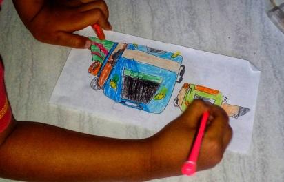 anak gambar truk DAF