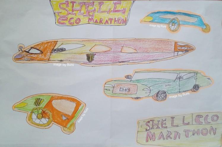 shell eco-carsconcept