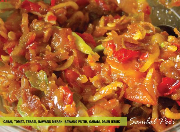 SAMBAL PERI