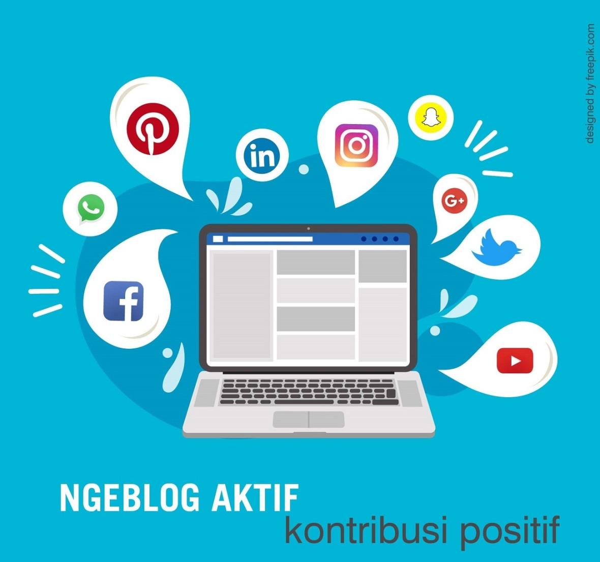 ngeblog aktif