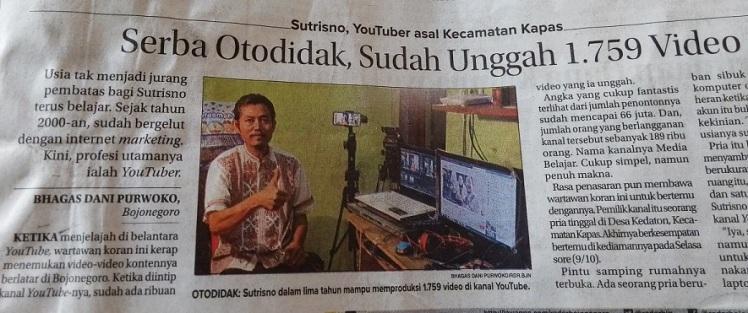 sutrisno vlogger