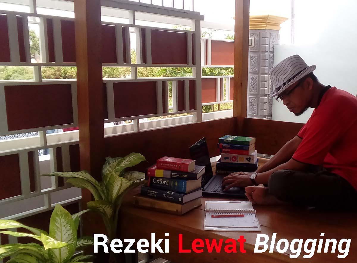 penghasilan negblog