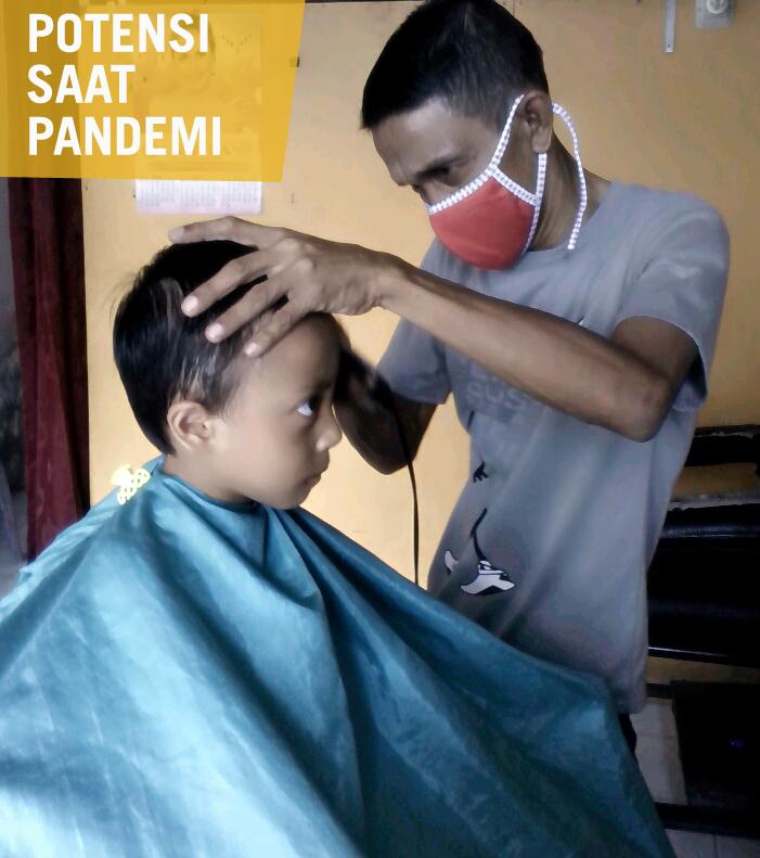 barbershop menjanjikan
